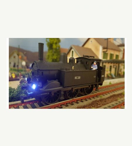 loco vapeur 030 TA jouef analogique